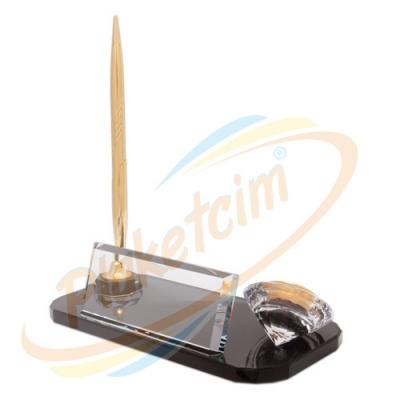 Kristal Masaüstü Set Model 3