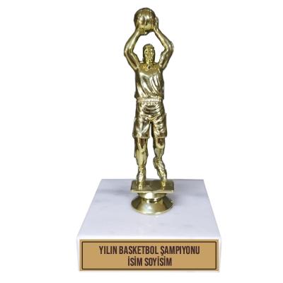 Erkek Basketbol Figürlü Kupa Model 3