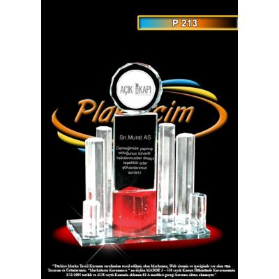 Kristal Ödül Model 41