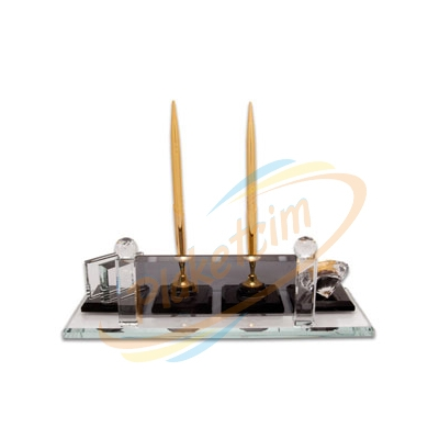 Kristal Masaüstü Set Model 7