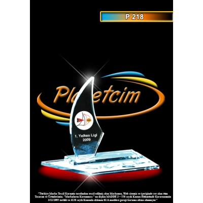 Kristal Ödül Model 14
