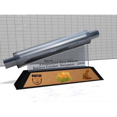 Özel Tasarım Ödül ve Plaketler Model 4