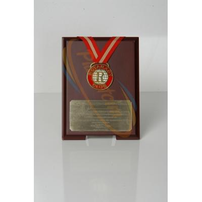 Rotaract Başkanlık Plaketi Model 3