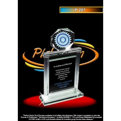 Kristal Ödül Model 27