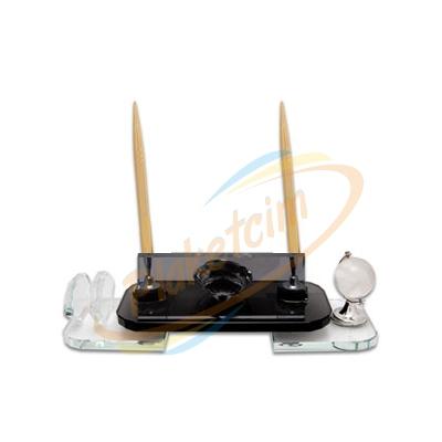 Kristal Masaüstü Set Model 11