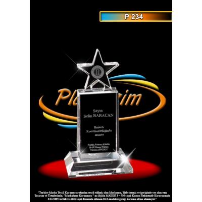 Kristal Ödül Model 22