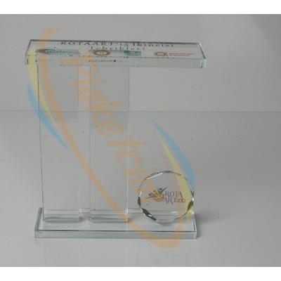 Rotaract Plaketi Model 1