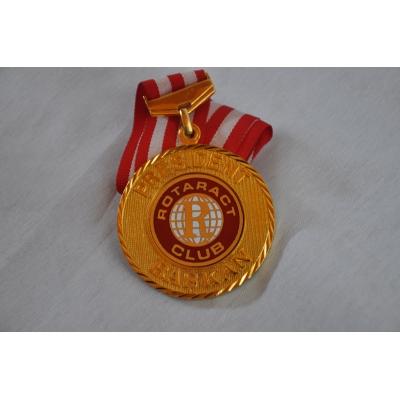 Rotaract Başkanlık Madalyonu