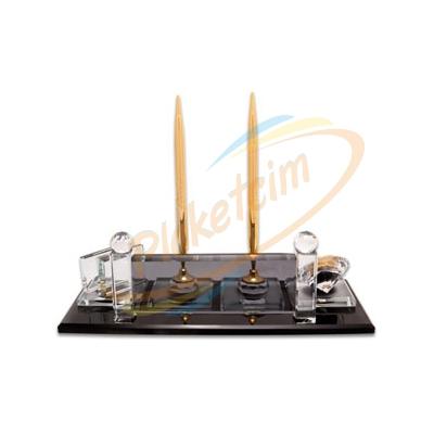 Kristal Masaüstü Set Model 9