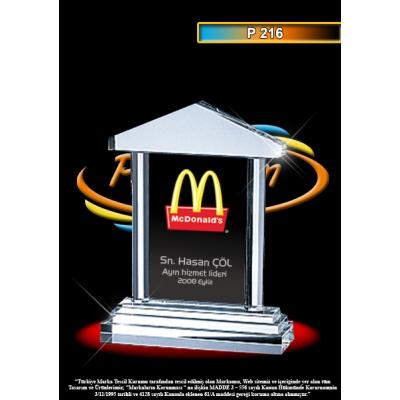Kristal Ödül Model 23