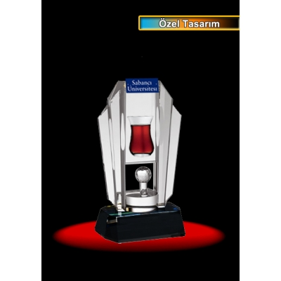 Özel Tasarım Ödül ve Plaketler Model 1