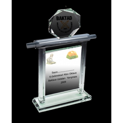 Özel Tasarım Ödül ve Plaketler Model 2