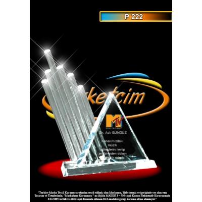 Kristal Ödül Model 15