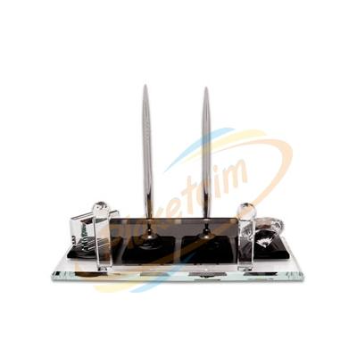 Kristal Masaüstü Set Model 8