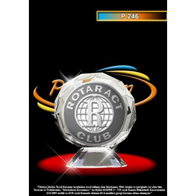 Kristal Ödül Model 1