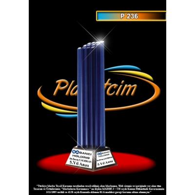 Kristal Ödül Model 43