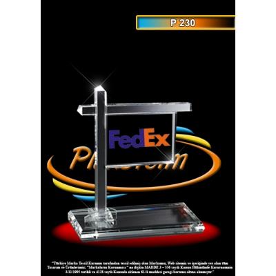 Kristal Ödül Model 17