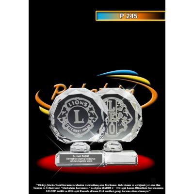 Kristal Ödül Model 3