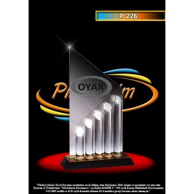 Kristal Ödül Model 31
