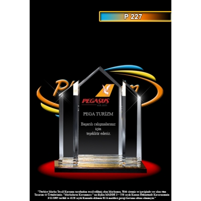 Kristal Ödül Model 26